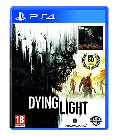 Dying Light Be the Zombie Edition Including Full Season Pass (Amazon.co.uk Exclusive) (PS4)