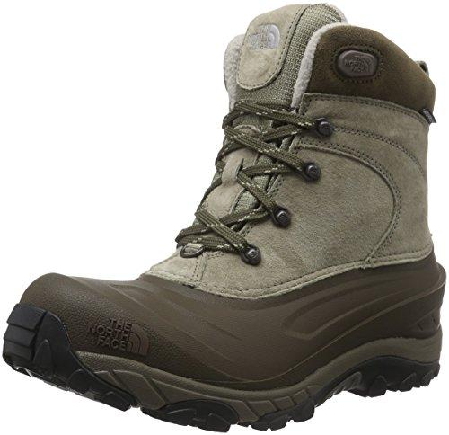 North Face M Chilkat Ii Scarpe da Camminata, Uomo, Multicolore (Marrone/Spltrkbn/Dovegy), 45 1/2