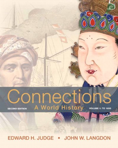 Connections: A World History, Volume 1 (2nd Edition) (Connections A World History Vol 1 compare prices)