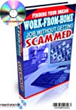 AN ENHANCED MP3 CD AUDIO GUIDE TO FINDING YOUR DREAM WORK FROM HOME JOB WITHOUT GETTING SCAMMED
