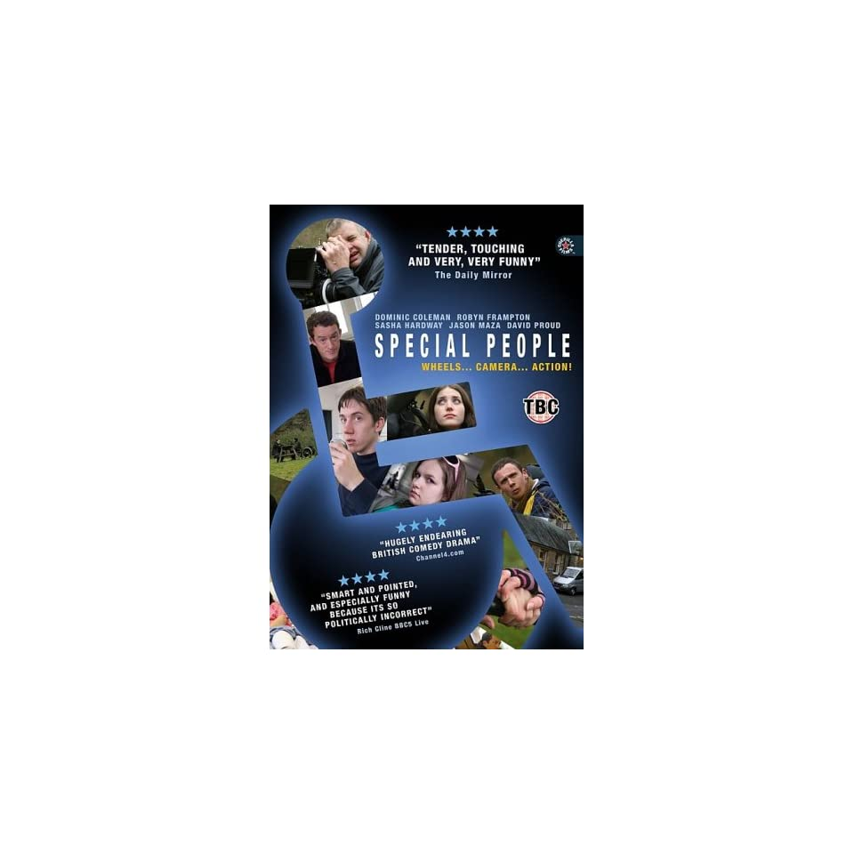 Special People [ NON USA FORMAT, PAL, Reg.0 Import   United Kingdom ]