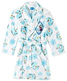 Disney Girl's 7-16 Frozen White Bathrobe