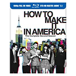 How to Make it in America: The Complete Second Season [Blu-ray]