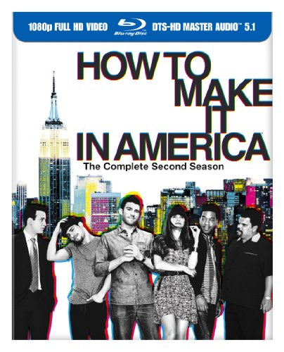 Cover art for  How to Make It in America: The Complete Second Season [Blu-ray]