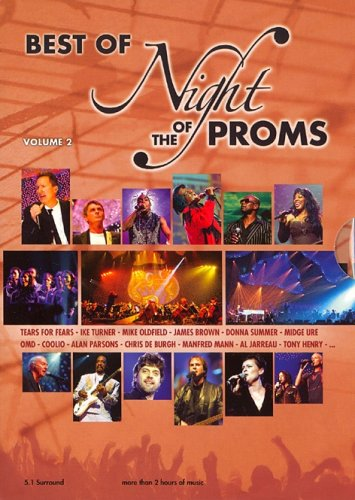 Best Of Night Of The Proms Vol. 2 [Edizione: Germania]