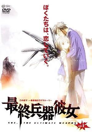 最終兵器彼女 DVD-BOX