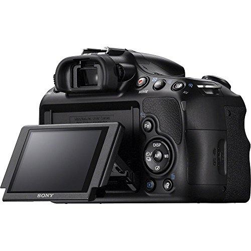 Sony Alpha A58 20.1 Megapixel Digital Slt Camera (Body With Lens Kit)
