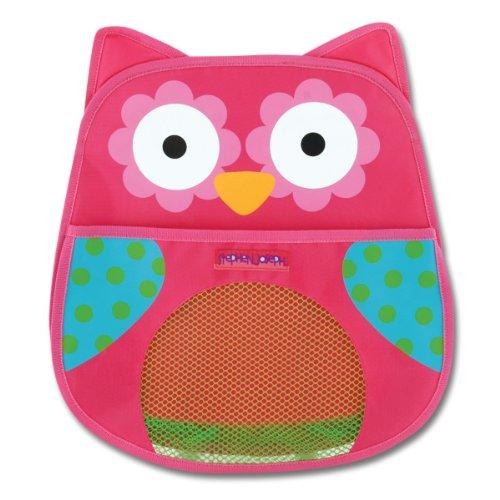 Stephen Joseph Bath Toy Caddy, Owl front-861903