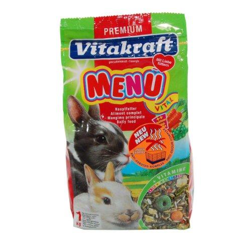 Vitakraft Premium Menu Zwergkaninchen Vital -