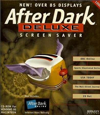 After Dark Deluxe Screen Saver Over 85 Displays