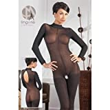 Mandy Mystery lingerie Catsuit Ouvert