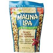 Mauna Loa Macadamias Honey Roasted