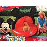 Mickey Mouse Clubhouse Inflatable Baby Pool With Sprinnkler