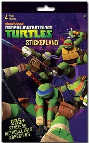 Teenage Mutant Ninja Turtles Sticker Pads