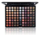 SHANY Natural Fusion Eyeshadow Palette (88 Color Eyeshadow Palette, Nude Palette), 2.15 Ounce