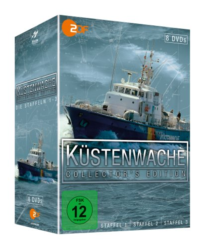 Küstenwache - Collector's Edition: Staffel 1-3 [8 DVDs]