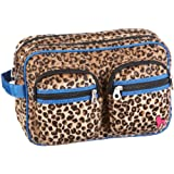 Poodlebags Funkyline jungle cosmetic big 330711GC, Damen Kulturtaschen