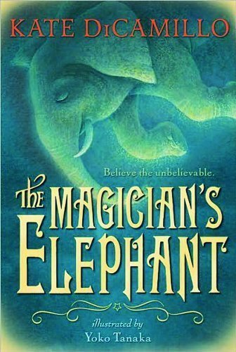 The Magician's Elephant by Kate DiCamillo (Mar 8 2011), aa