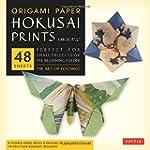 Origami Paper - Hokusai Prints - Larg...