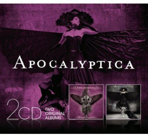 CD : Apocalyptica - Worlds Collide /  7th Symphony (CD)