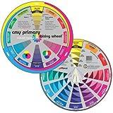Cmy Primary Mix Color Wheel,Multicolored (Color: Multicolored)