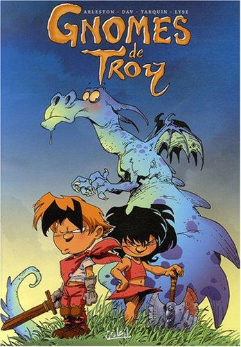 Gnomes de Troy [BD] [MULTI]