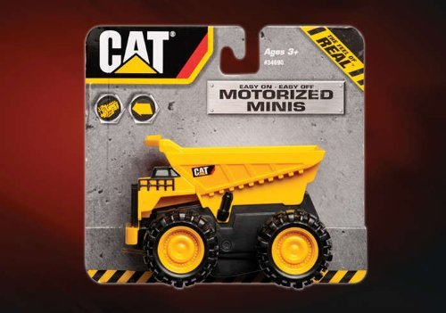 Cat Motorized Mini Dump Truck