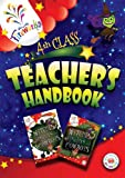 Witches, Spiders and Cowboys 4th Class Teachers Book (Fireworks English)