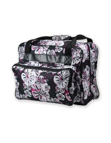 Janome Black Sewing Machine Tote (Sewing Machine Storage Case compare prices)