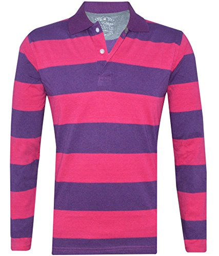 purple and pink shirt is shirt