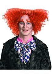 Disguise Men's Mad Hatter Wig