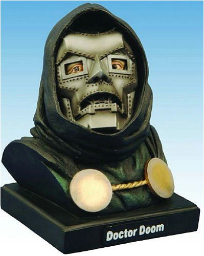 Buy ALEX ROSS DR DOOM HEAD BUST