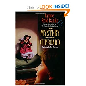 The Mystery of the Cupboard (Avon Camelot Books)