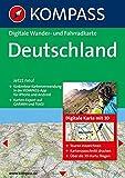 Software - Deutschland 3D: Digitale Wander-, Rad- und Skitourenkarte