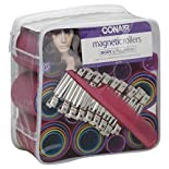 Conair Rollers, Magnetic, Body & Fullness, 75 pieces