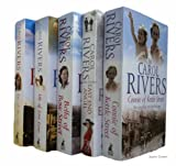 Carol Rivers Carol Rivers East End Sagas: 5 books (East End Angel / Eve of the Isle / Lily of Love Lane / Bella of Bow Street / Connie of Kettle Street rrp £34.95)