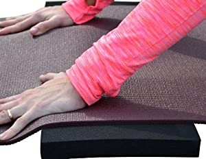 Yilo - New! - The Best Yoga Pad - Achieve New Poses and Eliminate Pain From Your Practice