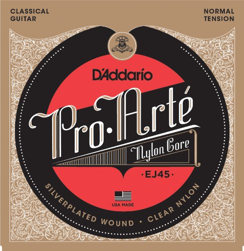 daddario-ej45-pro-arte-normal-028-043-classical-guitar-strings
