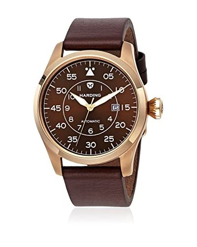 Harding Reloj con movimiento Miyota HJ0204 Jetstream  46  mm