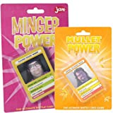 Mullet and Minger Power playing Cards