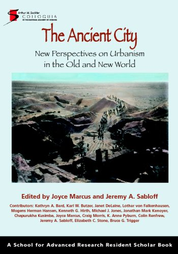 The Ancient City: New Perspectives on Urbanism in the Old...