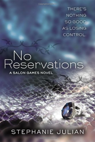 Image of No Reservations (A Salon Games Novel)