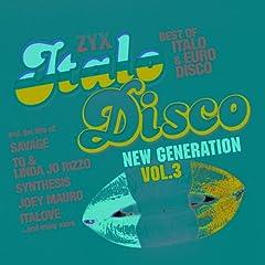 ZYX Italo Disco New Generation Vol. 3