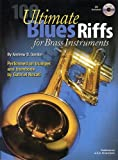 echange, troc Gabriel Rosati - 100 ultimate blues riffs for brass instruments + CD
