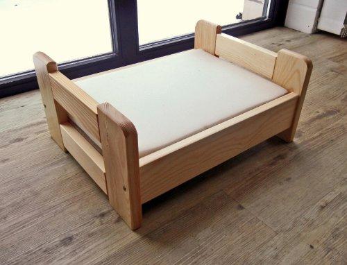 b2 04 hundebett bruno katzenbett holz gr s 50cm. Black Bedroom Furniture Sets. Home Design Ideas