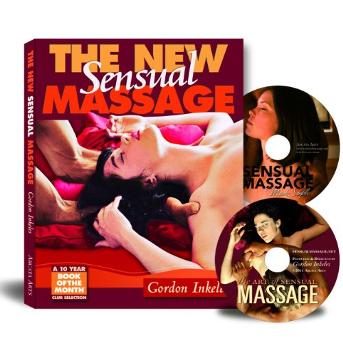 The New Sensual Massage Super Package with 2 Award Winning DVDs (Sexual Instruction Dvd compare prices)