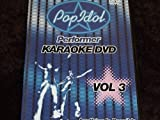 Karaoke: Pop Idol Vol. 3 [DVD]