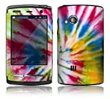 Colorful Dye Design Protective Skin Decal Sticker for Sony Ericsson Xperia X10 Mini PRO Cell Phone