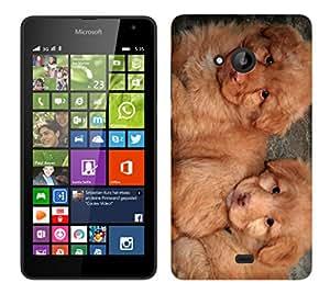 Wow Premium Design Back Cover Case For Microsoft Lumia 535