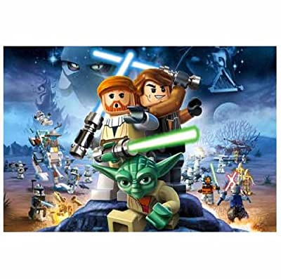 Lego Star Wars Photo Wall Mural by Lux